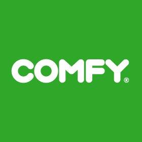 Брендинг сети магазинов COMFY