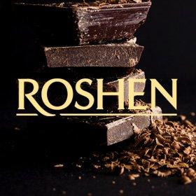 Позиционирование и слоган Roshen