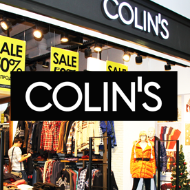«Тайные покупатели» в Colin's