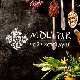 «Чайная церемония» для бренда MOL'FAR