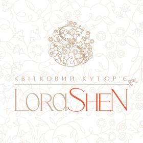 Цветочный кутюрье LoraShen
