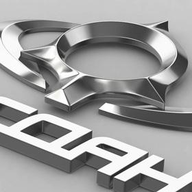 Фірмовий стиль та логотип корпорації «Богдан»
