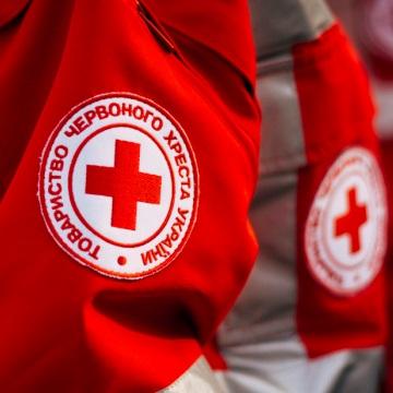 Медіакампанія для Товариства Червоного Хреста України