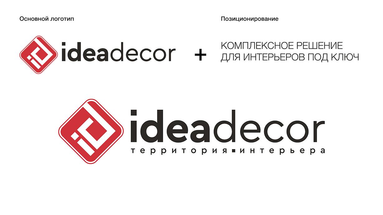 Рекламное продвижение для компании IdeaDECOR из Казахстана
