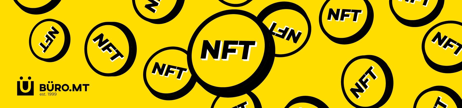 NFT large | Buro.MT